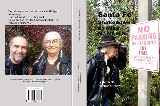 Santa Fe Shakedown 2  by Mike Marigold