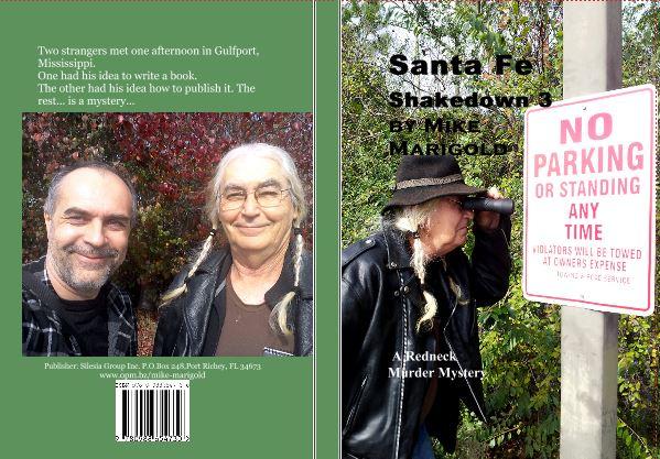 Santa Fe Shakedown 3 by Mike Marigold