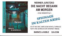 Die Nach Begann Am Morgen by Werner Juretzko